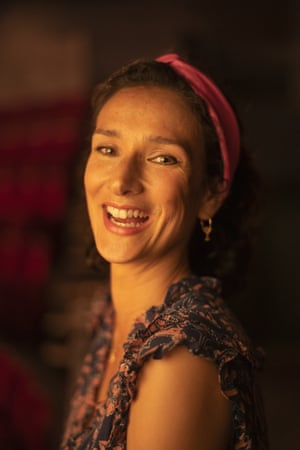 Indira Varma, who plays Ellaria Sand, is starring in a revival of the rather less gory Present Laughter by Noël Coward.