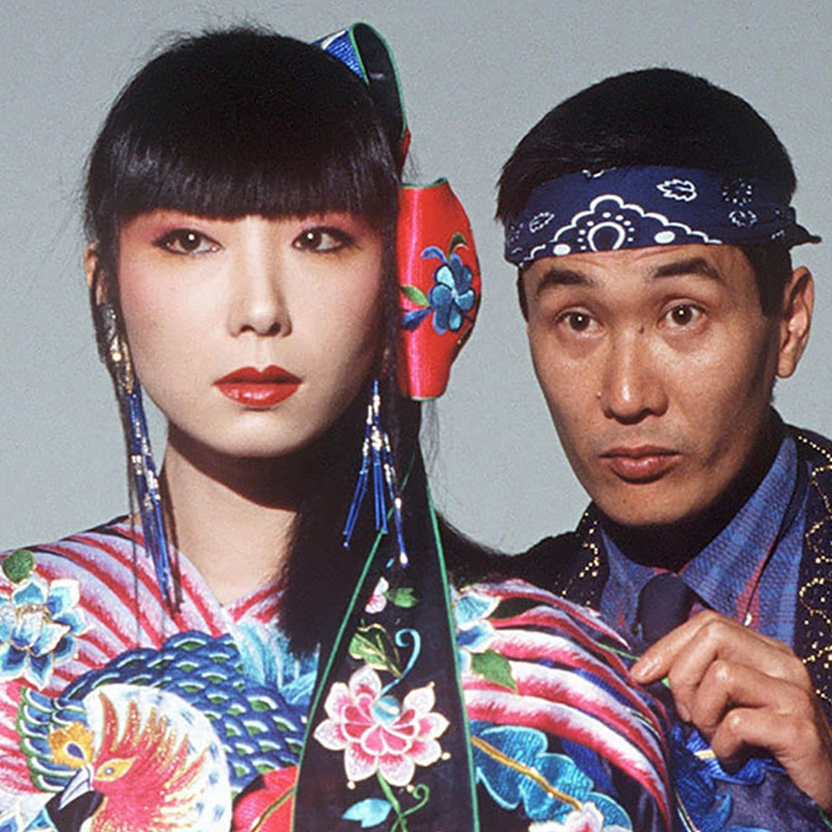 Designer And David Bowie Collaborator Kansai Yamamoto Dies Aged 76 Fashion The Guardian