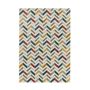 Colt yellow rug, from £69, modernrugs.com
