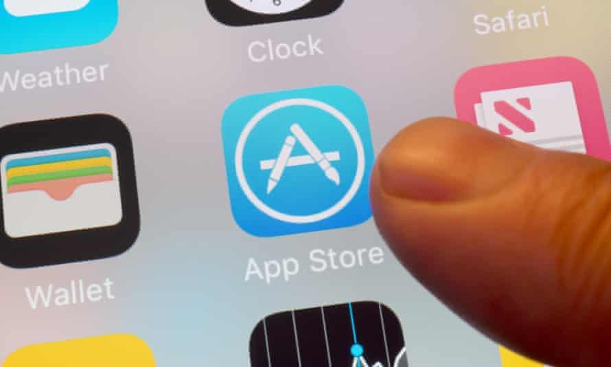 App Store app on an Apple device screen.