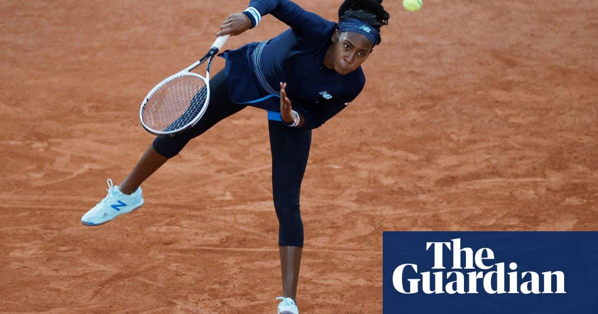 Coco Gauff exploits Johanna Konta's errors to advance in French Open