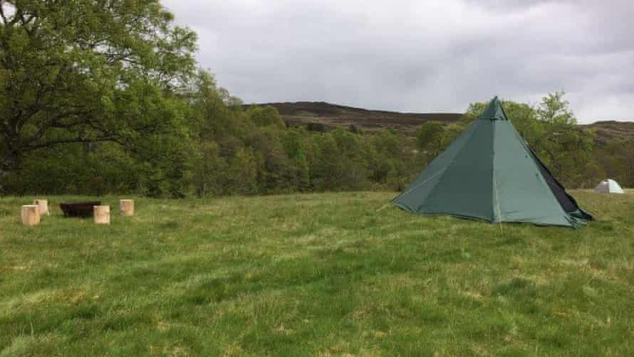 Dall Cottage Camping