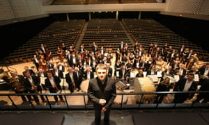 Revival … Kirill Karabits and the Bournemouth Symphony Orchestra