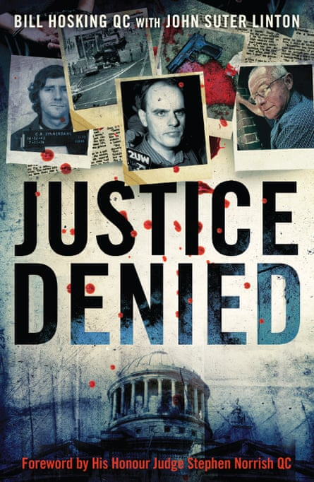 Cover of Justice Denied
