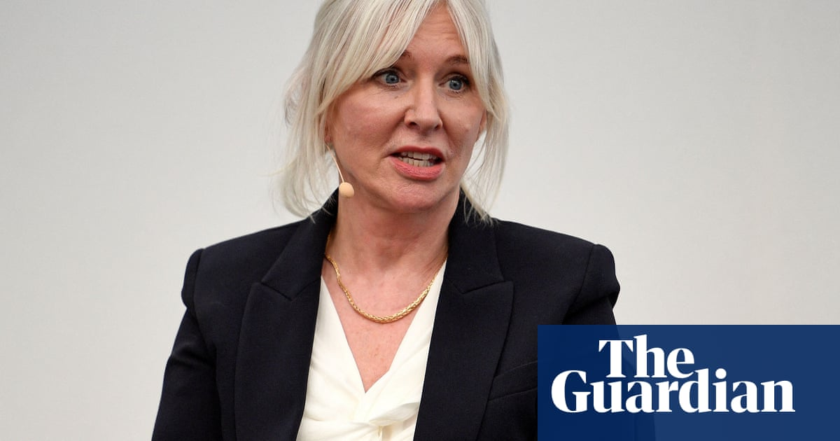 BBC staffed by people 'whose mum and dad worked there', says Nadine Dorries