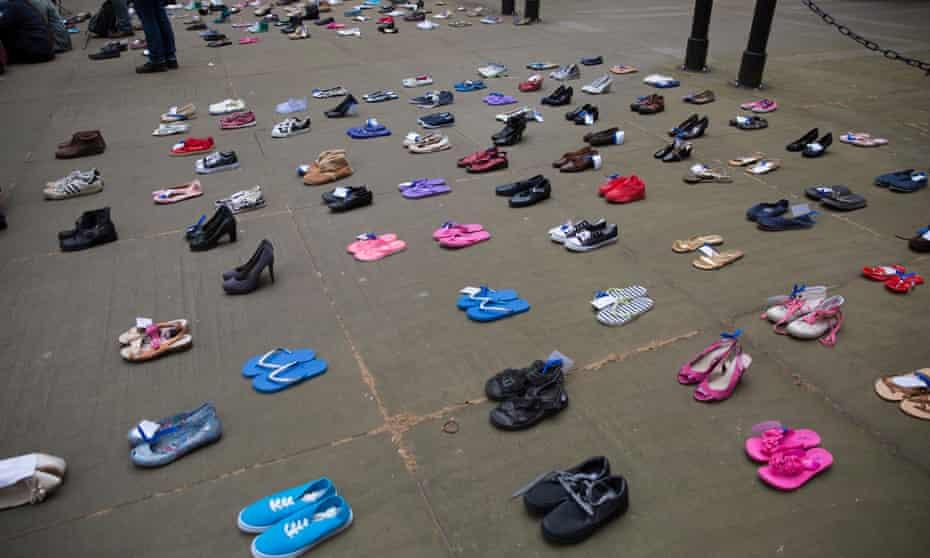 Millions Missing ME demonstration 2015