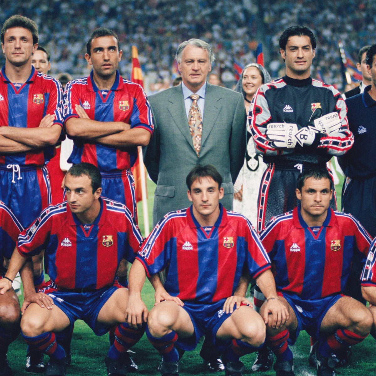 How Bobby Robson Fought And Failed To Earn Respect At Barcelona Barcelona The Guardian