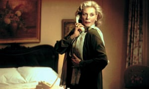 Lauren Bacall in 1996 in The Mirror Has Two Faces.