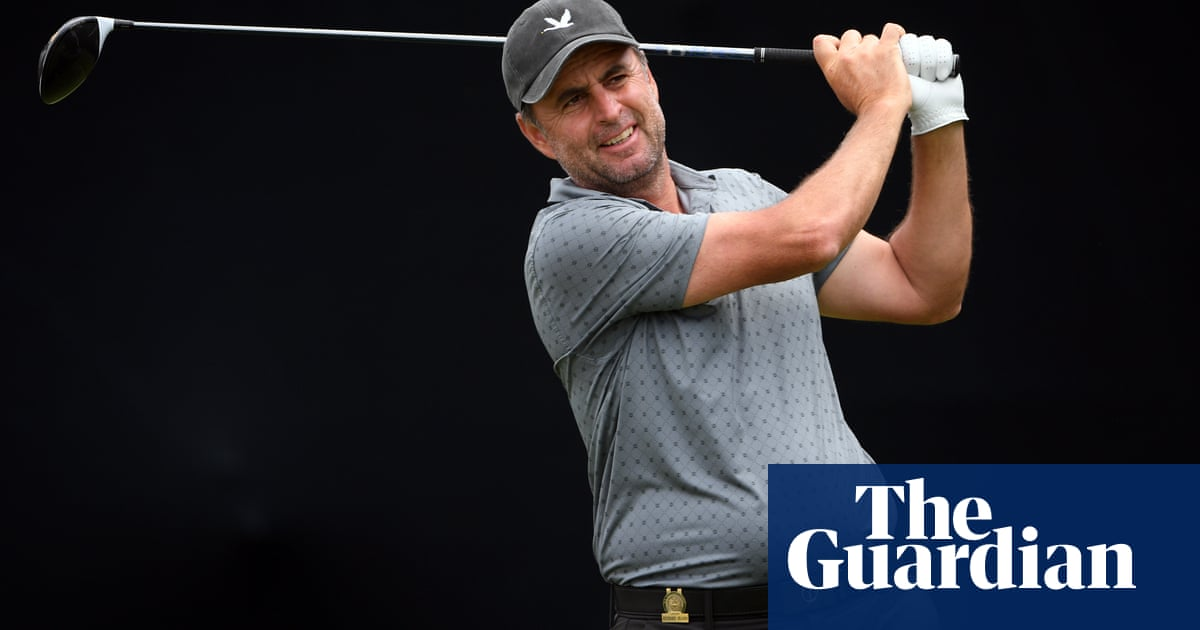Richard Bland excites Torrey Pines to become oldest 36-hole leader in US Open history