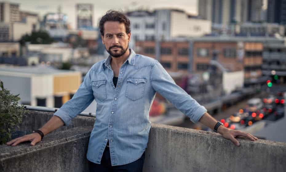 Ioan Gruffudd: 'Every day, I'm playing this person who's unravelling, slowly.'