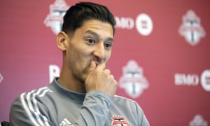 Omar Gonzalez was one of the MLS players unimpressed by the offerings at Disney World.