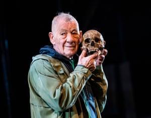 Hamlet is at Theatre Royal Windsor until 25 September