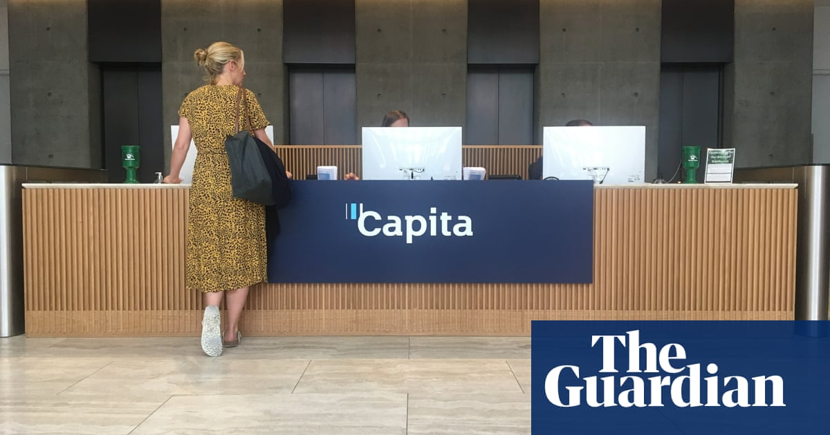 Capita boss credits remote working for low Covid-related absences