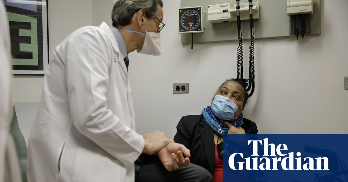 First US trachea transplant offers hope to Covid patients with windpipe damage