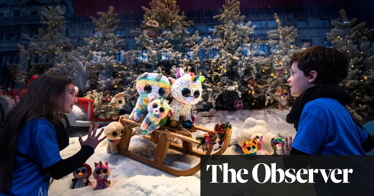 Toys could be in short supply this Christmas, so get buying now, industry warns