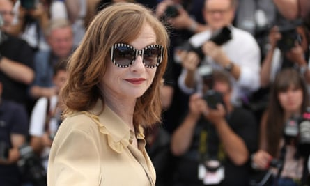 'The fantasy is within yourself but it's not necessarily something that you want to happen' ... Isabelle Huppert on her character in Elle.
