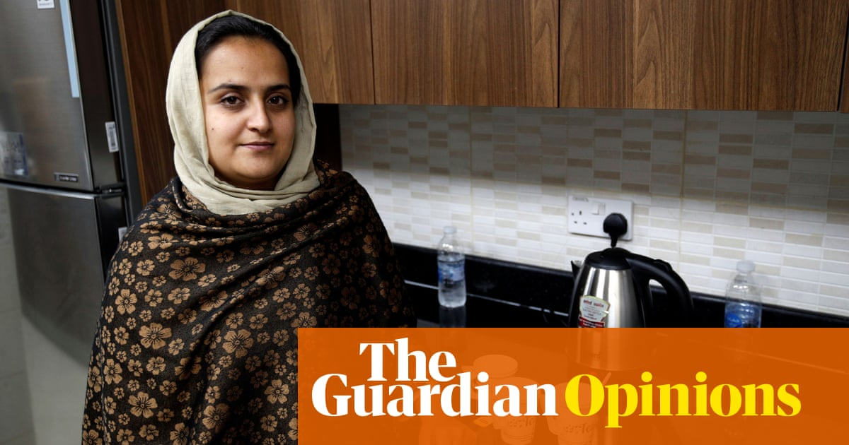 As female journalists flee Afghanistan, the future looks dire for media freedom