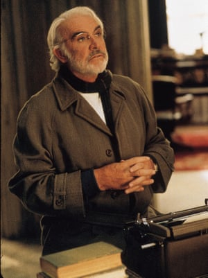 Sean Connery in Finding Forrester.