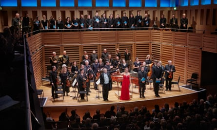 Haydn's Creation at Kings Place.