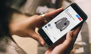 Promo shot for Pinterest purchase 'buyable pin' option