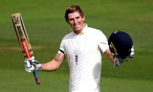 Zak Crawley will be hoping his century against Pakistan is not his only one for England.