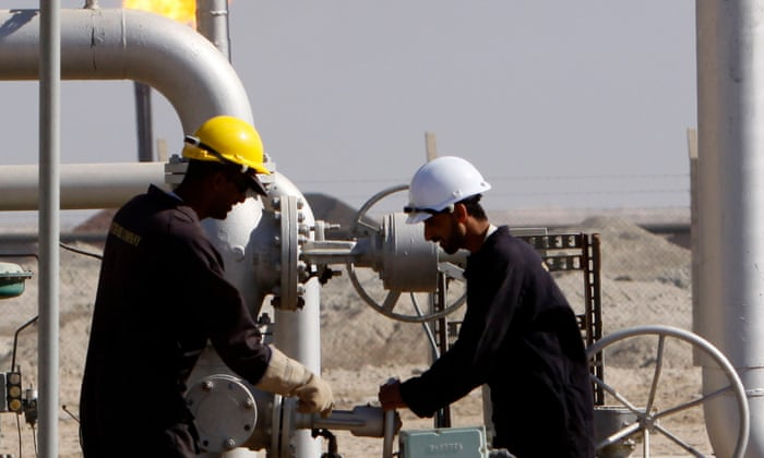 Iraq is dying': oil flows freely but corruption fuels