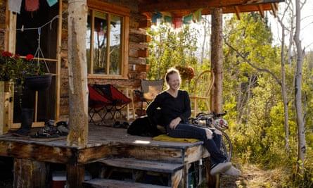 Atlin cabin credit Joanne Ratajczak
