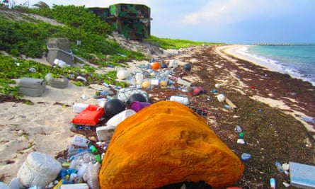 The flow of plastic into the ocean is expected to triple by 2040 if current trends continue, up to 29m tonnes a year.