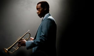 Don Cheadle as Miles Davis in Miles Ahead