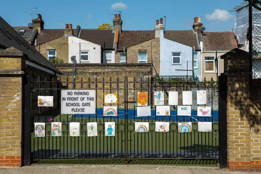 Bowes Primary School in Bounds Green, Enfield.