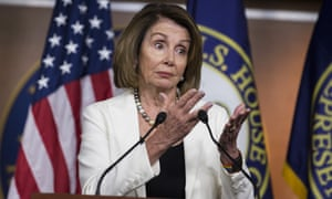 Nancy Pelosi: 'The election of President Trump evoked what happened to Harvey.'