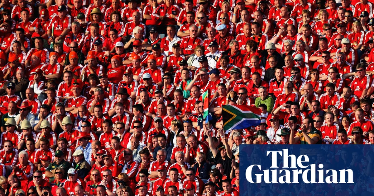 Lions will miss '16th man' in the stands, believes former Boks assistant Gold