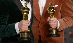 The Oscars: not democratic in any way.