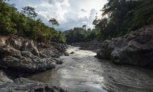 The Gualcarque River