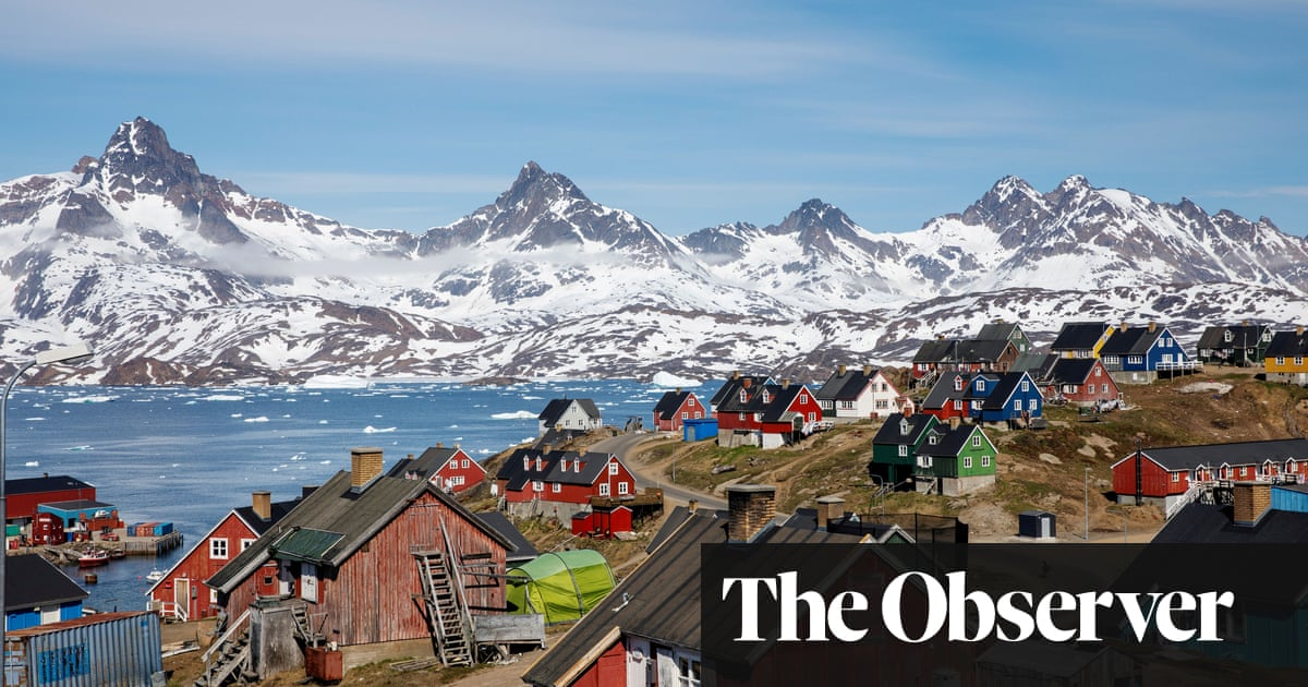 Trump's bid to buy Greenland shows that the 'scramble for the Arctic' is truly upon us