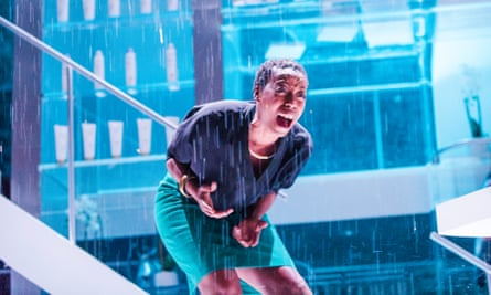 'The rescue mission of the year': Noma Dumezweni in the title role of Linda at the Royal Court.