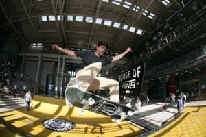 House of Vans event