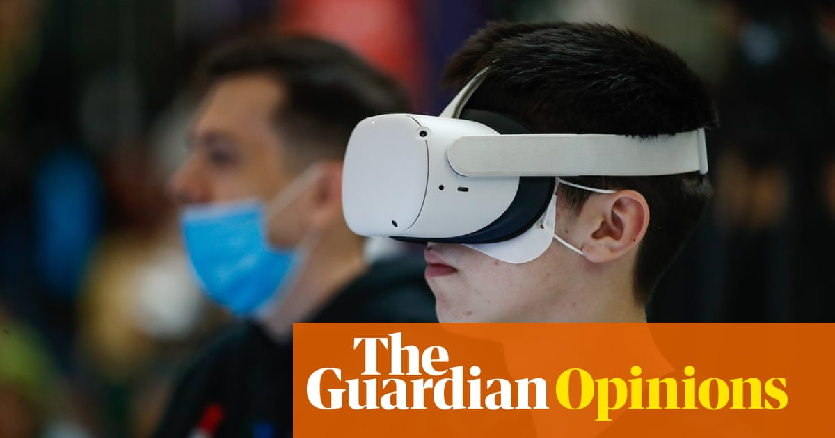 Techies think we're on the cusp of a virtual world called 'the metaverse'. I'm skeptical