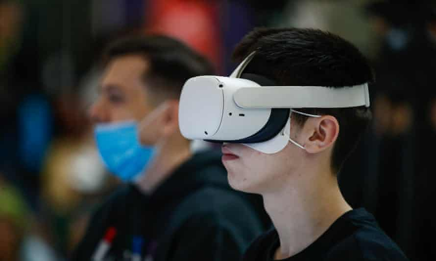 'The concept of the metaverse was coined by Neal Stephenson in his 1992 science-fiction novel Snow Crash, which was set in a near future in which the virtual world and the physical world are inextricably interconnected.'