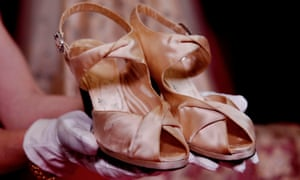 Not all shoes were as comfortable and well crafted as the pair worn by Queen Elizabeth II on her wedding day in 1947.