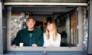 Stewart Lee and Kate Hutchinson live at NTS radio