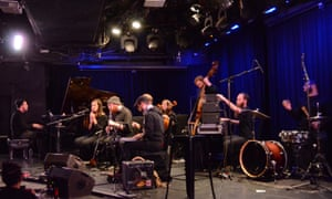 Bing & Ruth perform City Lake in full at Le Poisson Rouge in New York
