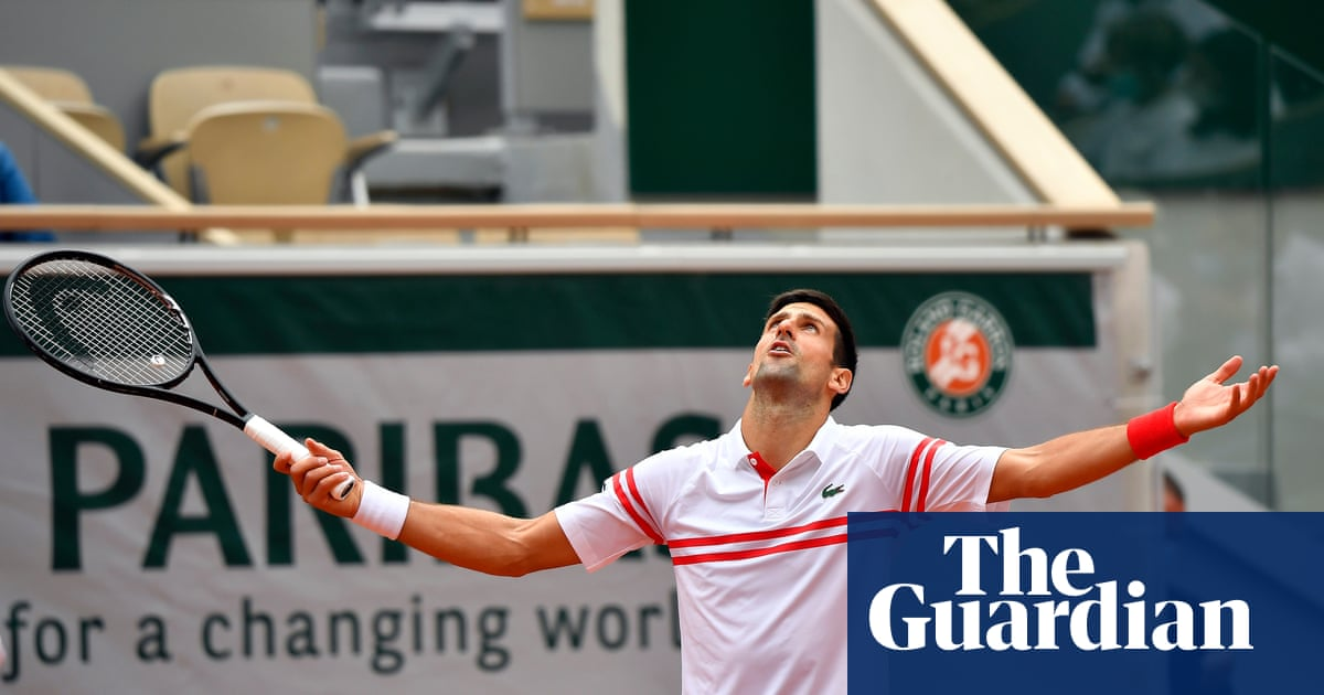 Djokovic and Nadal survive scares to reach French Open quarter-finals