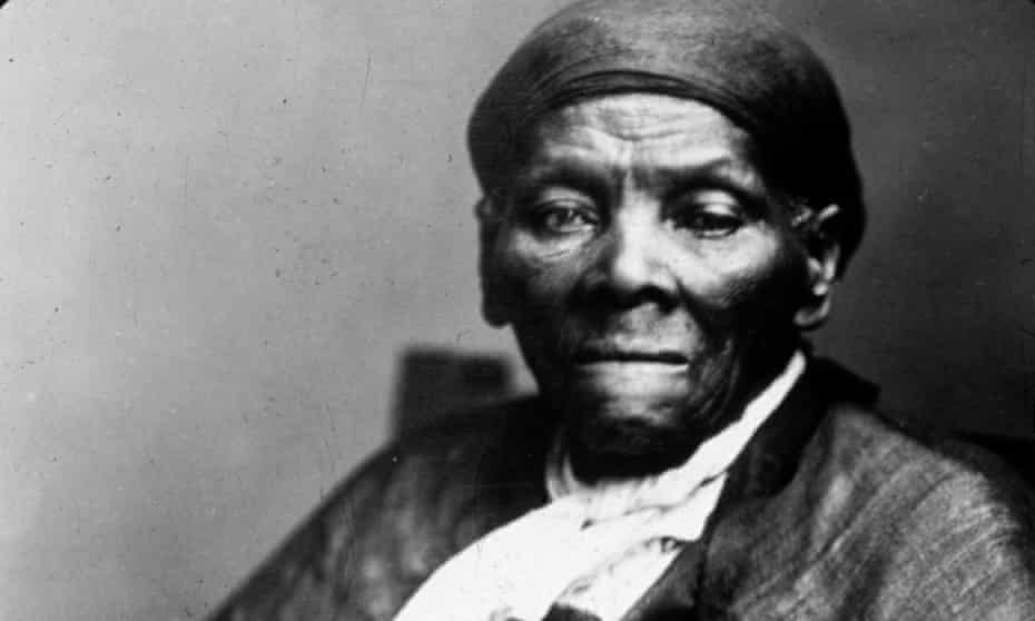 Harriet Tubman, seen around 1890, led more than 300 escaped slaves to freedom, including her parents, through the Underground Railroad.
