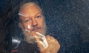 Julian Assange spent several years in the Ecuadorian embassy in London.
