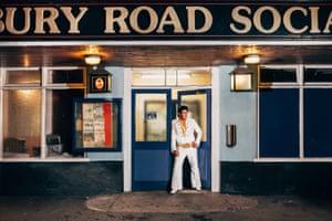 Lee Aaron King, Bury Street Social Club, Leeds 2016