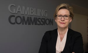 Sarah Harrison is happy to hear from punters' groups in her role as the Gambling Commission's chief executive.