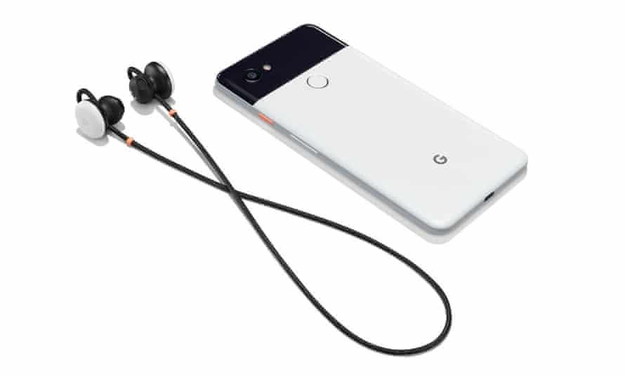 Google's Pixel Buds.