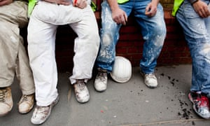 Construction, recycling, nail bars and car washes were among the top sectors where the Gangmaster and Labour Abuse Authority (GLAA) said there was slavery.