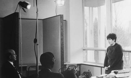 Media critic … Andrea Dworkin.